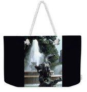 J.c.nichols Fountain 1 Kc.mo Weekender Tote Bag