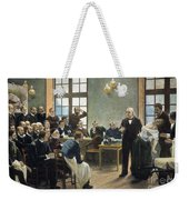 Jean Charcots Clinic Weekender Tote Bag