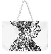 Jean Fernel (1497-1558) Weekender Tote Bag