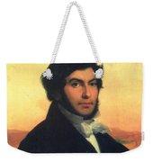 Jean-francois Champollion (1790-1832) Weekender Tote Bag