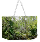 Jean Lafitte National Preserve Swamp Louisiana Weekender Tote Bag
