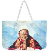 Jean Paul II Weekender Tote Bag