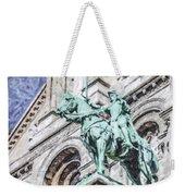 Jeanne D'arc Weekender Tote Bag