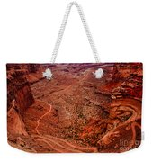 Jeep Trails Weekender Tote Bag by Robert Bales