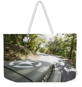Jeep Willys Weekender Tote Bag