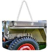 Jeep Willys Ww2 Weekender Tote Bag