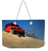 Jeepin' The Mojave Weekender Tote Bag