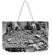 Jeep...it's A State Of Mind Weekender Tote Bag