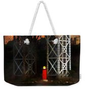 Jeff And George Weekender Tote Bag