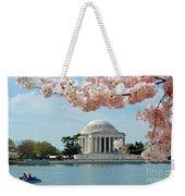 Jefferson Bloom Weekender Tote Bag