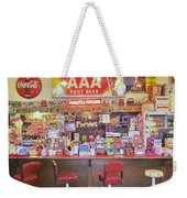 Jefferson Texas General Store Weekender Tote Bag