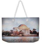 Jefferson Memorial In Dc Weekender Tote Bag