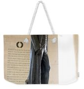 Jefferson Memorial In Washington Dc Weekender Tote Bag