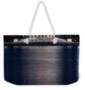 Jefferson Memorial Washington D C Weekender Tote Bag by Steve Gadomski