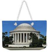 Jefferson Memorial Washington Weekender Tote Bag