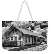 Jefferson Station 7k02041b Weekender Tote Bag