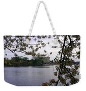 Jefferson Through The Trees Weekender Tote Bag