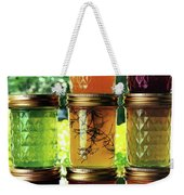 Jellies In A Window Weekender Tote Bag