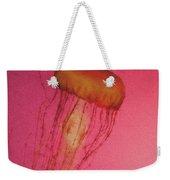 Jelly 1 Pastel Chalk Weekender Tote Bag