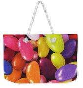 Jelly Beans Weekender Tote Bag
