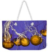 Jelly Congregation Weekender Tote Bag