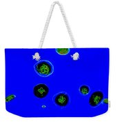 Jelly Fish Art Weekender Tote Bag