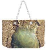 Jellyfish Weekender Tote Bag by Carlos Caetano