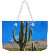 Jellyfish Rising Palm Springs Weekender Tote Bag