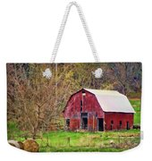 Jemerson Creek Barn Weekender Tote Bag