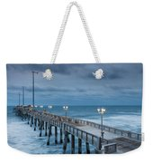 Jennette's Fishing Pier Weekender Tote Bag