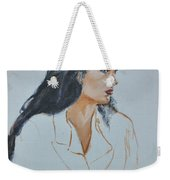 Jennifer Connelly Weekender Tote Bag