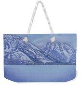 Jenny Lake - Grand Tetons Weekender Tote Bag