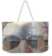 Jeremy In Shades Weekender Tote Bag