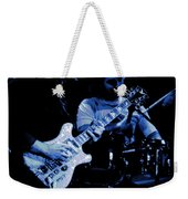 Jerry And Billy At Winterland Weekender Tote Bag
