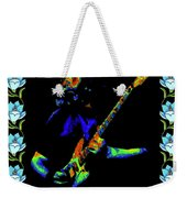 Jerry And The Flowers 2 Weekender Tote Bag