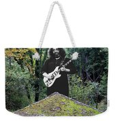 Jerry At The Pyramid In The Woods Weekender Tote Bag
