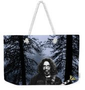 Jerry Cold Rain And Snow Weekender Tote Bag