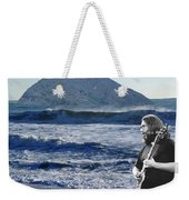 Jerry Garcia At Mt Tamalpaisland 2 Weekender Tote Bag