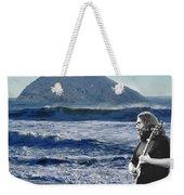 Jerry Garcia At Mt Tamalpaisland 3 Weekender Tote Bag