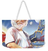 Jerry Garcia Live At The Mars Hotel Weekender Tote Bag