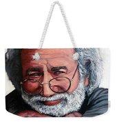 Jerry Garcia Weekender Tote Bag