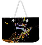 Jerry Gets Psychedelic At Winterland Weekender Tote Bag