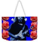Jerry In Blue With Rose Frame Weekender Tote Bag
