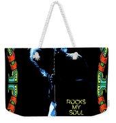 Jerry Rocks My Soul Weekender Tote Bag