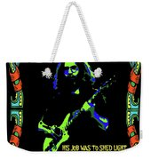 Jerry Shedding Light Weekender Tote Bag