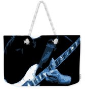Jerry Stretches The Blues Weekender Tote Bag
