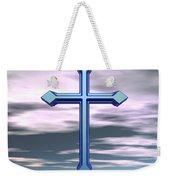 Jerrys Cross  Weekender Tote Bag