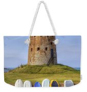 Jersey - Le Hocq Weekender Tote Bag