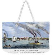 Jersey City, 1844 Weekender Tote Bag