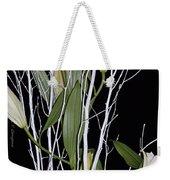 Jersey Lilies Weekender Tote Bag